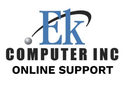 EK Online Support